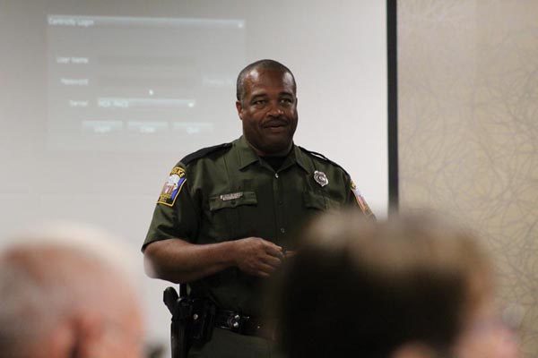 Officer Tim Lamb - Chesterfield VA - Breathmatters Meeting June 2016 - Cyber Safety