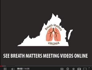 You Tube Videos Breathmatters Meetings